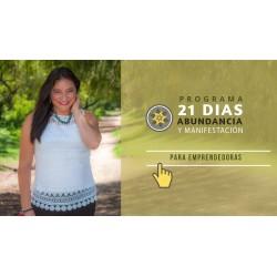 Programa 21 Días de Abundancia y Manifestación